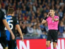 Un arbitre slovène, qui a dirigé Genk et Bruges en Ligue des Champions, arrêté