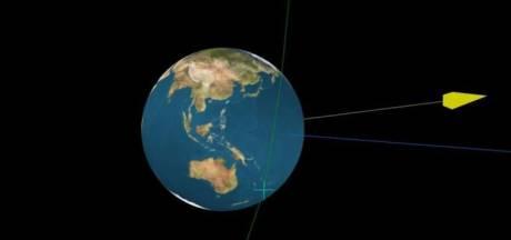 Un astéroïde de la taille d'une voiture a (vraiment) frôlé la Terre, et personne ne l'avait vu venir
