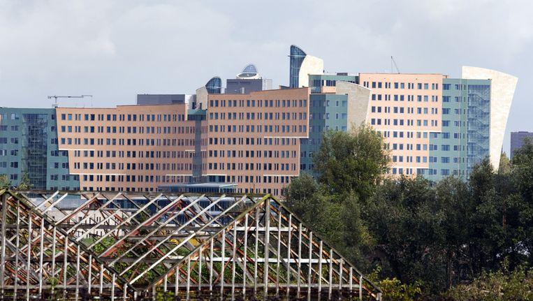 Het kantoor van KPMG in Amstelveen langs de A9. Beeld anp