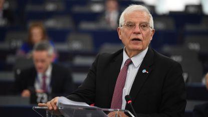 """EU-buitenlandchef: """"EU moet bereid zijn troepen te sturen naar Libië om wapenstilstand af te dwingen"""""""
