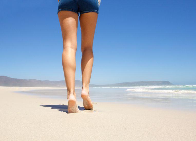 Deze oefeningen zijn het meest effectief voor slanke, strakke benen.