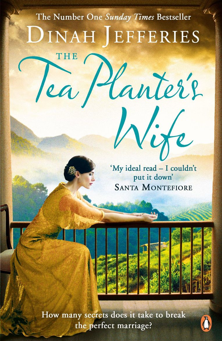 Dinah Jefferies - The Tea Planter's Wife Beeld .