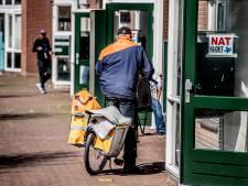 Postbode ontslagen na weggooien stempassen