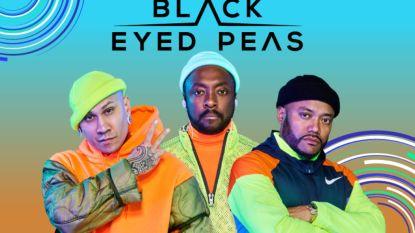 Black Eyed Peas komt naar Lokerse Feesten