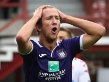 Misère Anderlecht duurt voort ondanks treffer Vlap