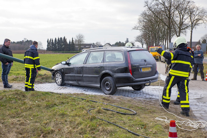 Ongeval Rucphenseweg in Klein-Zundert.