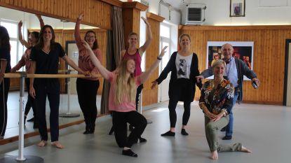 Gooikse academie krijgt nieuwe dansvloer