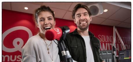 Qmusic blijft doorstoten: 'Vooral te danken aan Mattie & Marieke'