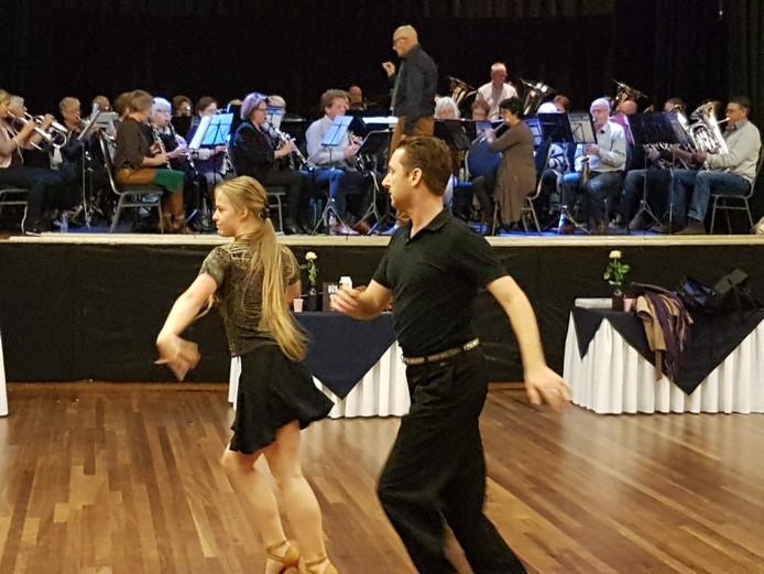 Muziek en dans vullen elkaar aan tijdens Dancing with Next Generation