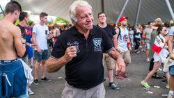 Houseopa (85) maakt Tomorrowland opnieuw onveilig