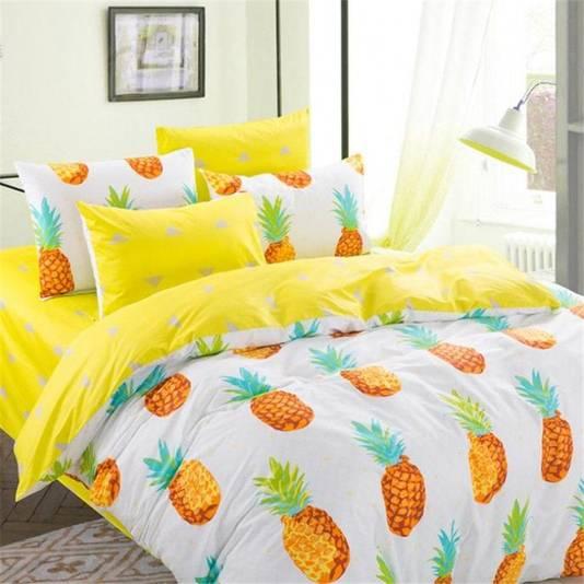 De ananas heeft het onderspit moeten delven