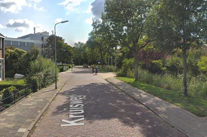 Kruisweg in Middelburg.