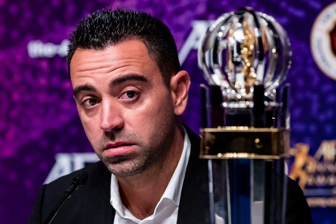 Xavi Hernández (39) is de coach van het Qatarese Al Sadd, dat het toernooi vanavond opent tegen Hienghène Sport uit Nieuw-Caledonië.