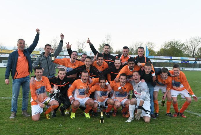 In het voorjaar van 2015 werd Patrijzen kampioen van de vierde klasse in het zondagvoetbal. Het is het laatste kampioenschap in het zondagvoetbal.