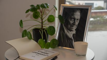 Wetteren opent rouwregister voor Etienne Vermeersch