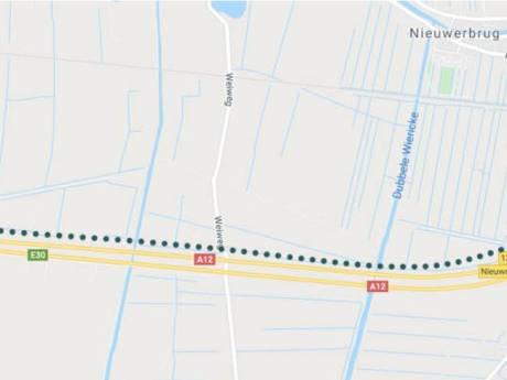 Bedrijfsleven wil nieuwe route Bodegraven naar A12 bij Nieuwerbrug
