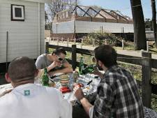 Oss wil officieel toestaan dat Polen in chalets op de Naaldhof wonen