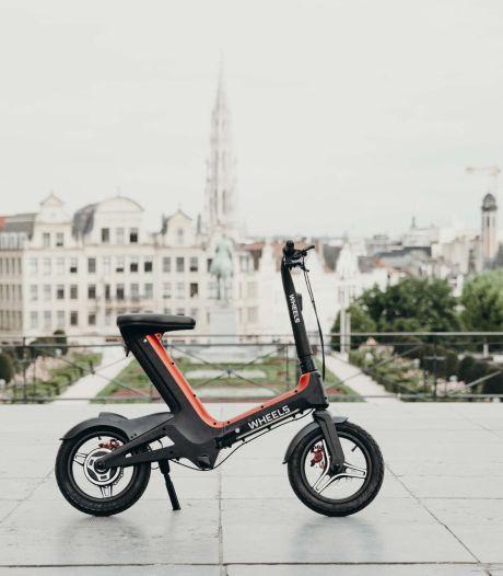 Des mini-vélos électriques partagés débarquent à Bruxelles