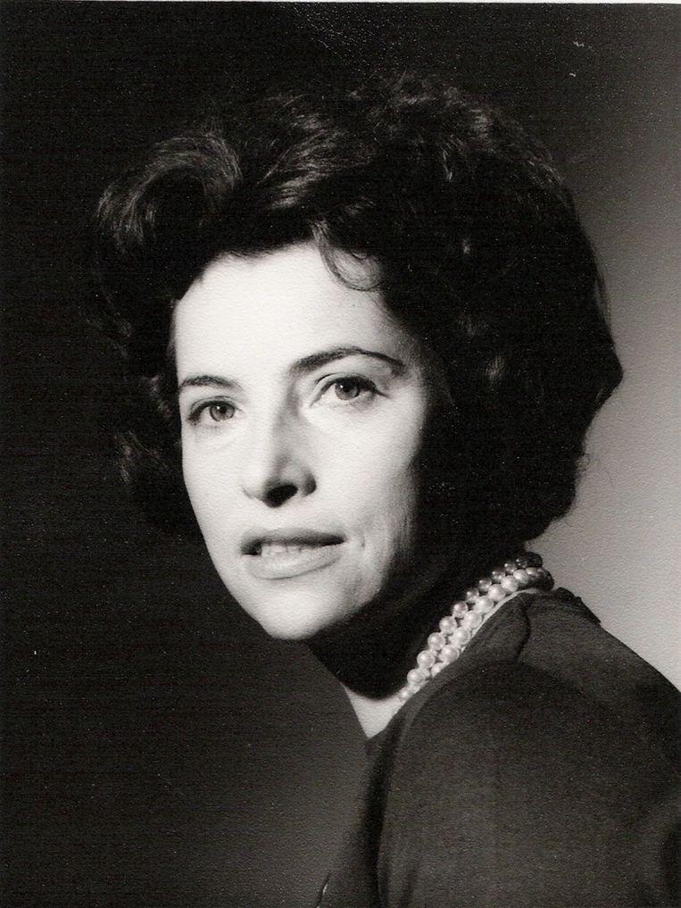 Eliane Vogel-Polsky, midden jaren '60.