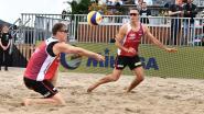 Dries Koekelkoren en Tom van Walle verliezen openingswedstrijd op WK beachvolley