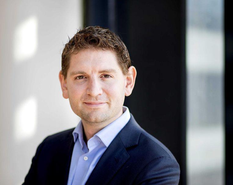 Jan Paternotte is Tweede Kamerlid voor D66. Beeld ANP
