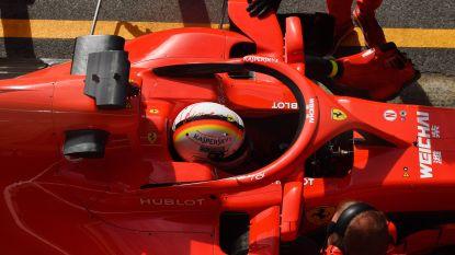 Omstreden spiegels op halo bij Ferrari-bolides niet langer toegelaten