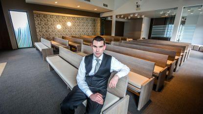 Uitvaartcentrum voorziet streamingdienst waarmee begrafenissen vanop afstand kunnen gevolgd worden