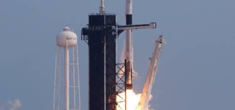 Cruciale testlancering SpaceX-raket van Elon Musk geslaagd