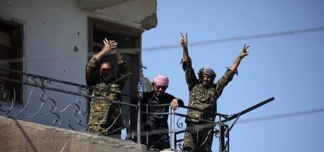 IS grotendeels uit Raqqa verdreven