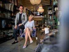 De interieurdesigner van Steven Gerrard heeft nu een eigen winkel in Almelo