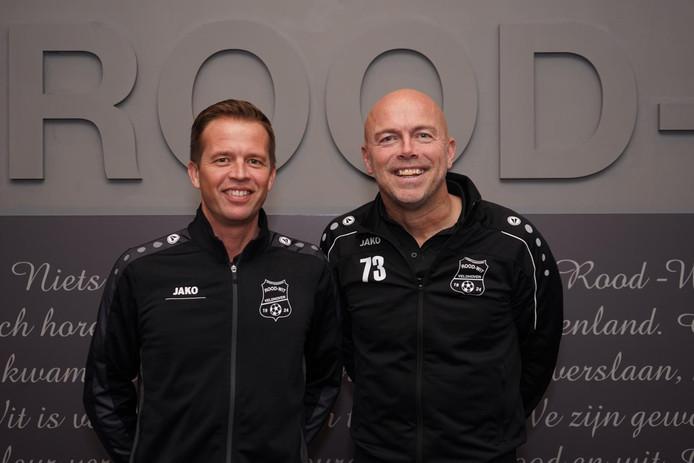 Trainers duo Marc Verbeek en Dragan Thijssens