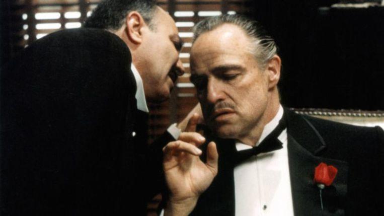 'The Godfather' Beeld Netflix