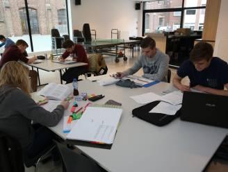 Halle organiseert coronaproof blokspot voor studenten