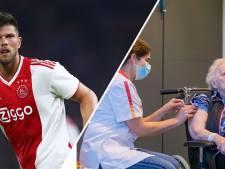 Nieuws gemist? Tini (101) krijgt vaccin, Huntelaar naar Schalke