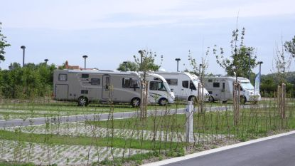 42 nieuwe kampeerautoplaatsen in Blankenberge