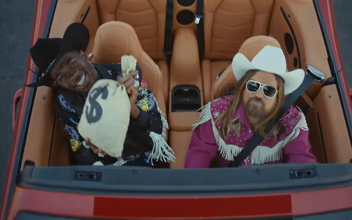 Lil Nas X et Billy Ray Cyrus