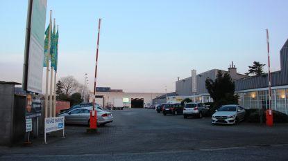 Aanvraag voor grootschalig bouwproject op site De Ras langs Hoogstraat: 22 appartementen en vijf winkels