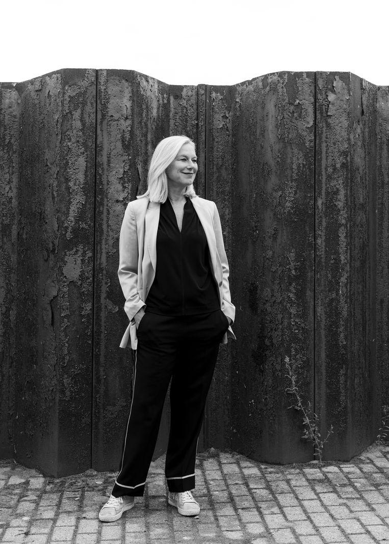Sigrid Kaag: 'Ik laat me niet reduceren tot één onderdeel. Een mens heeft veel identiteiten.' Beeld Martine Stig