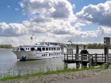 Gorinchem mist meer dan 300 cruiseschepen aan zijn kade