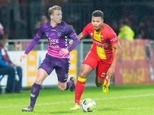 GA Eagles aast met Groenbast in basis op resultaat in Eindhoven