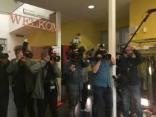 Recordaantal journalisten in Gent vandaag