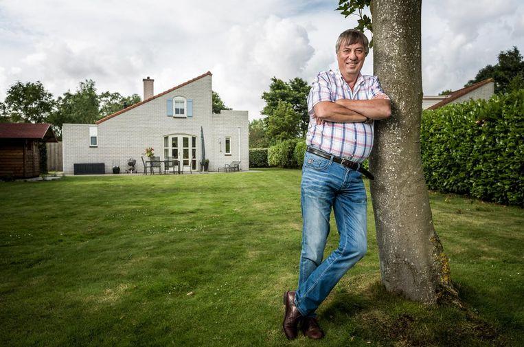 Erik Oudemans, Brouwershaven: 'Ik wil mijn gasten vertroetelen.' Beeld null