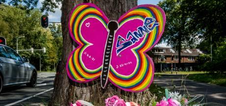 De Vlinder van Sanne is al vijftien jaar een troost