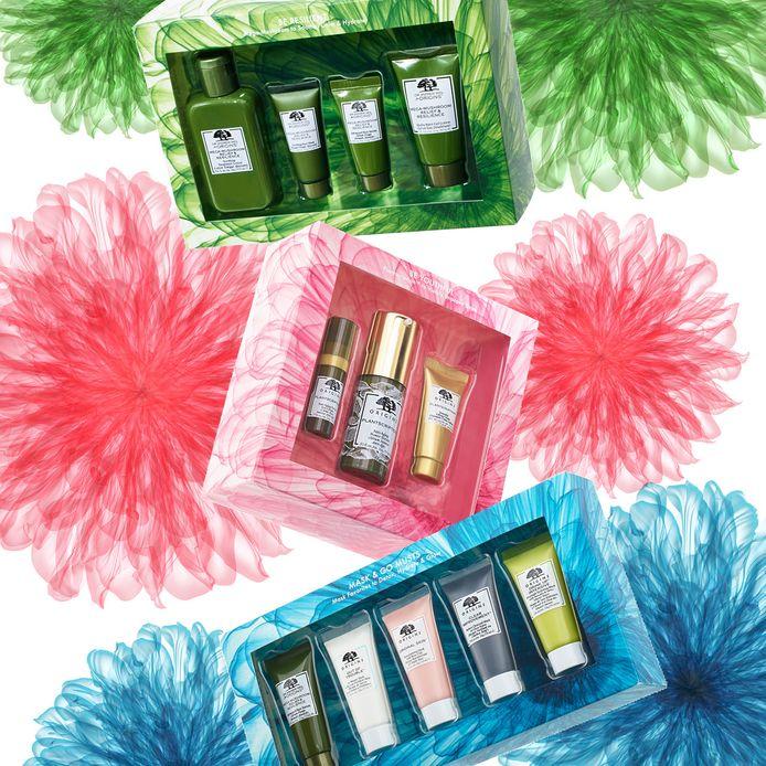 Les coffrets cadeaux sont en vente dans les magasins ICI Paris XL.