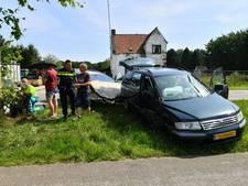 Vier gewonden bij ongeval in Bergeijk