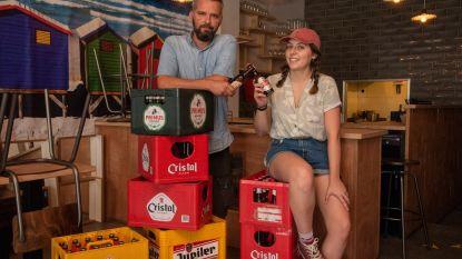Pintje drinken op Wetteren kermis? Pop-up bar Copain serveert 11 pilsbieren en we proefden ze voor u voor. Schol!