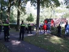 Brand bij gespecialiseerde zorginstelling in Vught, een persoon aangehouden