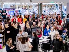 Hudson's Bay zwijgt over aanpassing winkel in Amersfoort