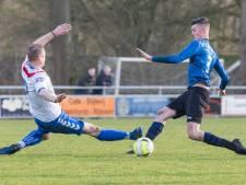 Eerste editie Sportclub Rijssen en SV Rijssen gelijk echte derby