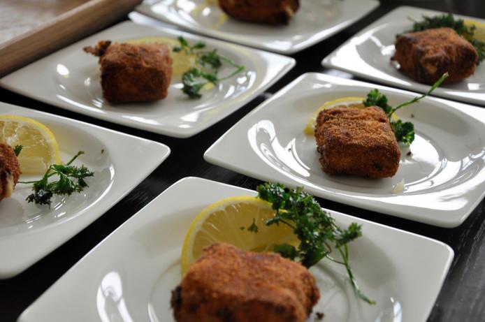 """""""La croquette aux crevettes fait partie des incontournables de notre patrimoine culinaire belge"""", justifie Visit.Brussels, dont l'une des missions est de promouvoir la scène culinaire bruxelloise."""